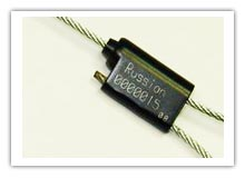 Номерное запорно-пломбировочное устройство «Изилок 2,3» тросового типа
