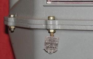 пломбы из прозрачного поликарбоната, применяемые с проволокой