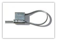 Номерное запорно-пломбировочное устройство (ЗПУ) «Кэйбл Сил 2000» тросового типа