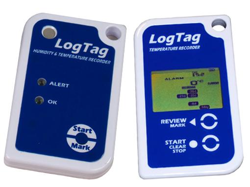 Многоразовые электронные термоиндикаторы LоgTag (ЛогТэг)