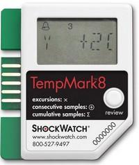 Электронный термоиндикатор температуры TempMark8